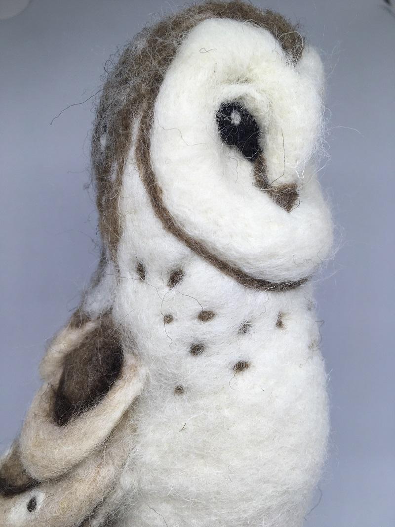 Detail owl 1 2020